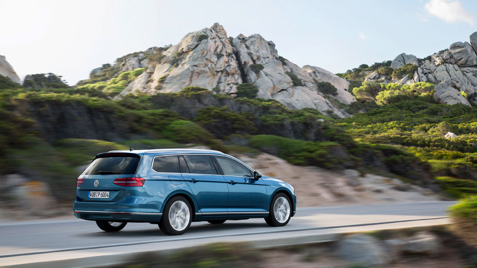 Volkswagen Passat Variant, un coche familiar