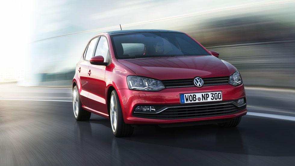 Nuevo VW Polo 1.4 TDI: tres cilindros y aluminio