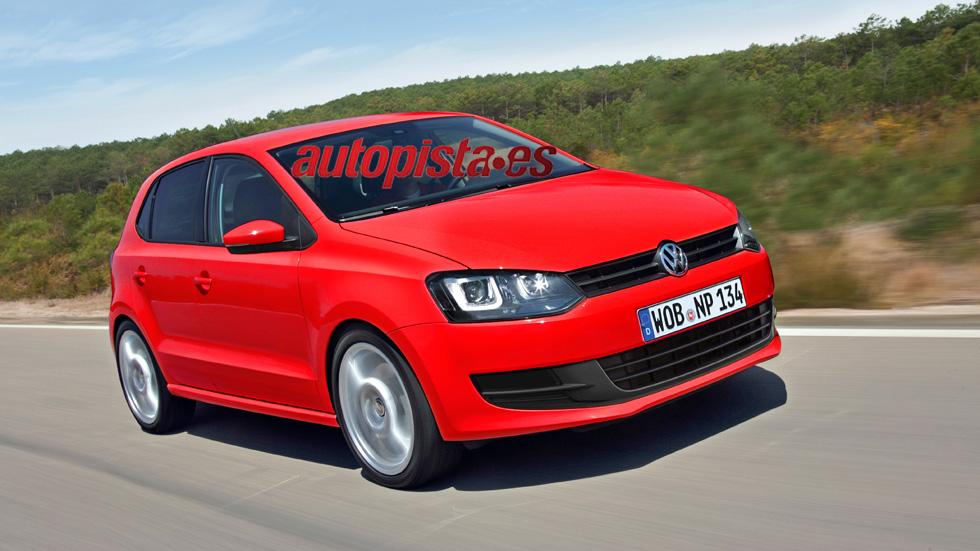 El Volkswagen Polo 2014, casi a punto