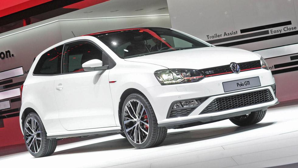 Nuevo Volkswagen Polo GTi 2015