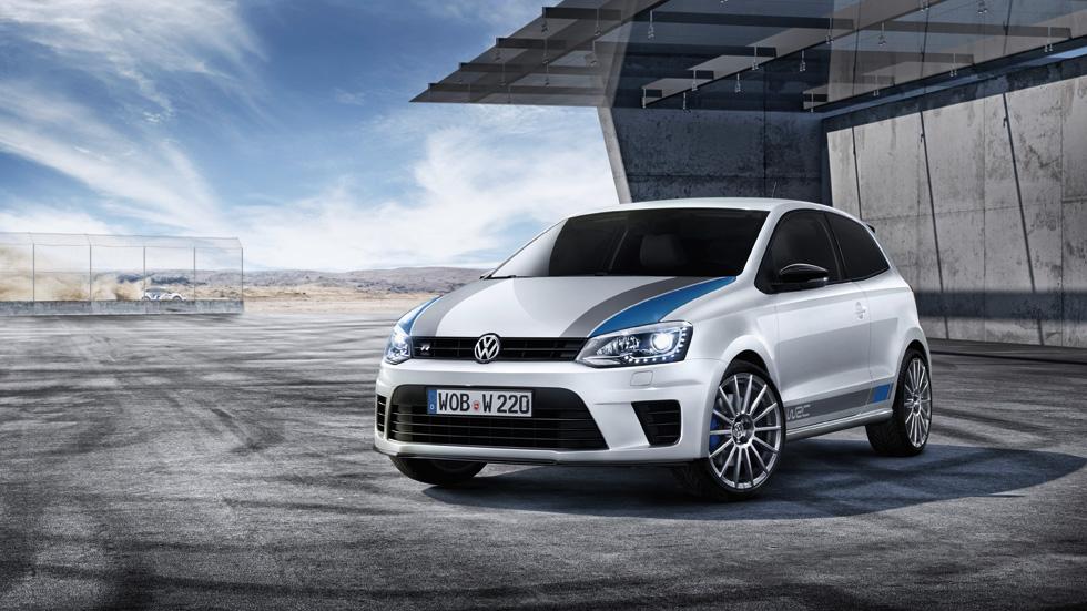 Volkswagen Polo R WRC de calle, por 34.650 euros