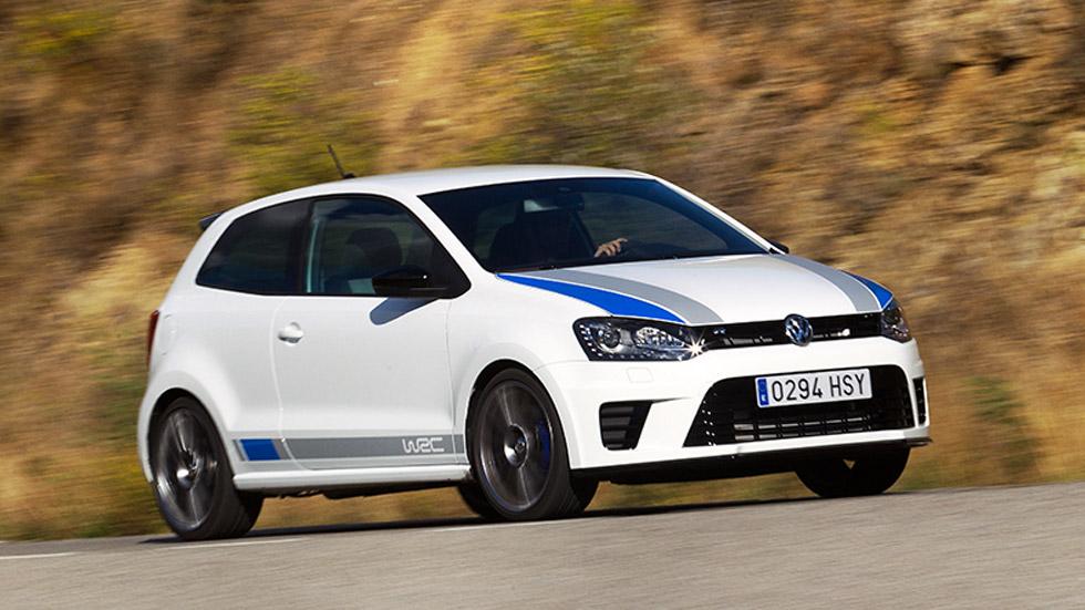 Contacto: Volkswagen Polo R WRC, el rallye nuestro de cada día