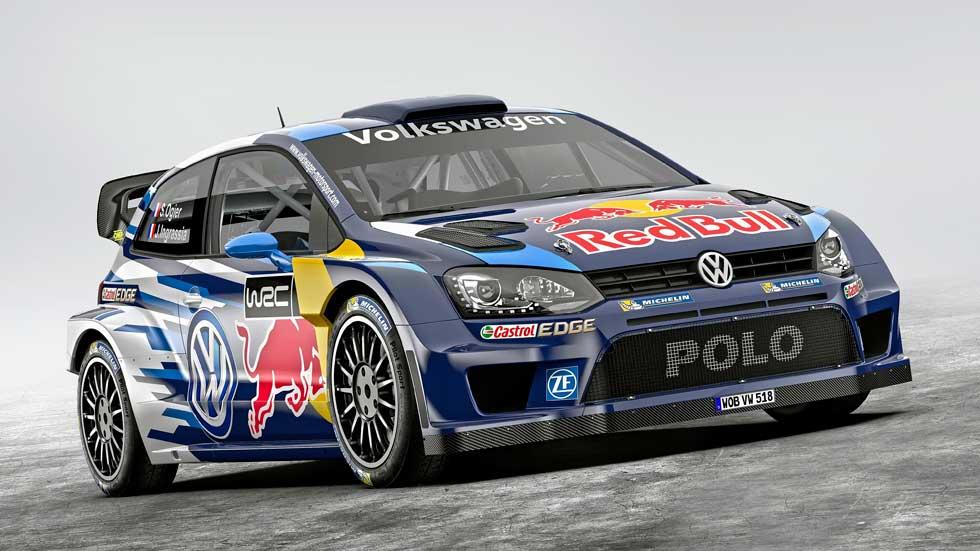 Volkswagen Polo R WRC II, listo para ganar su tercer Mundial de Rallyes