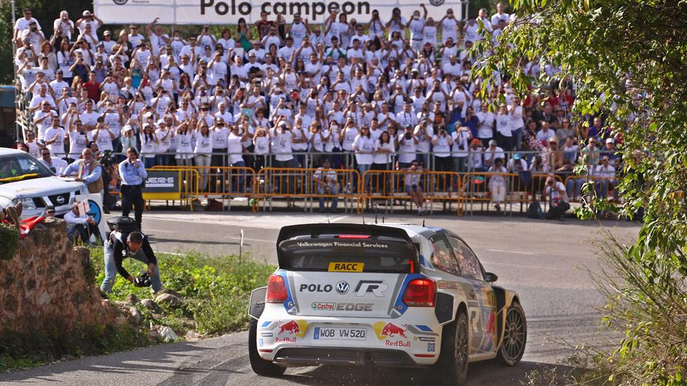 Vídeo: el VW Polo del WRC, un coche campeón 'made in Spain'