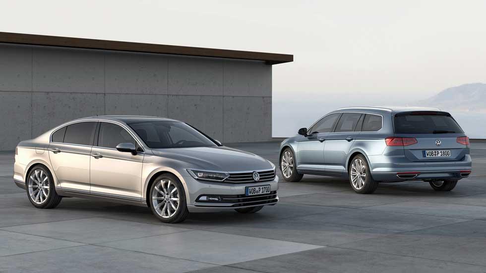 VW, Renault y Seat, las marcas más mediáticas