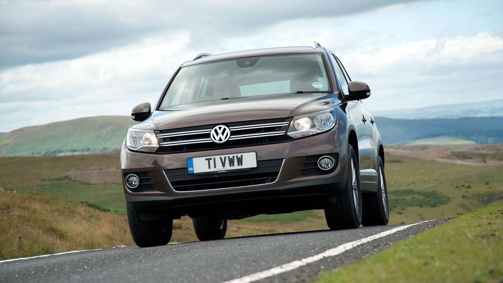 VW revisará 800.000 unidades del Tiguan