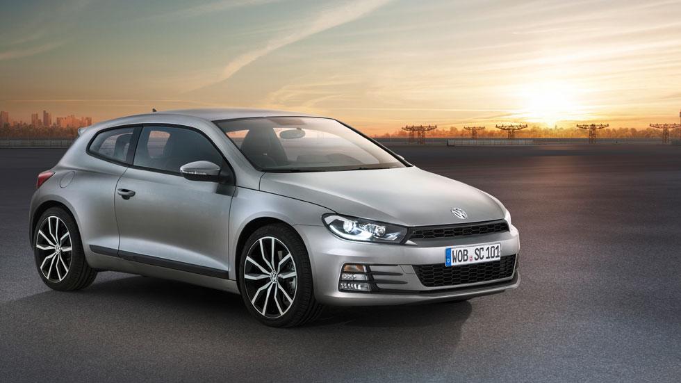 Volkswagen Scirocco 2014, más potente y también más ahorrador