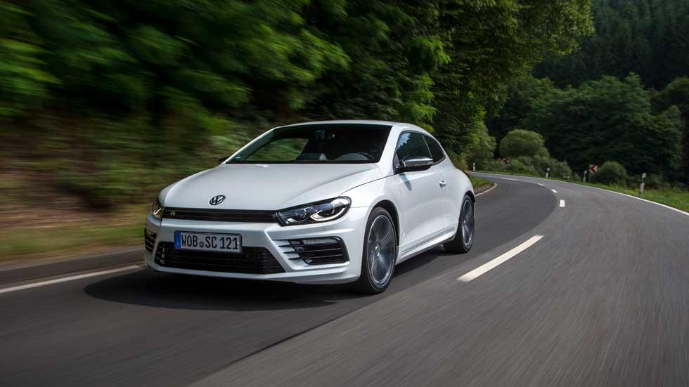 Contacto: Volkswagen Scirocco 2014, más potencia y eficiencia