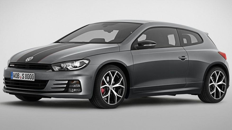 Volkswagen Scirocco GTS 2015, distinción deportiva