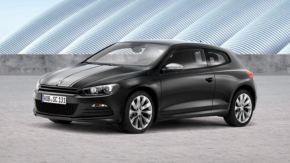 Volkswagen Scirocco Million, único entre un millón