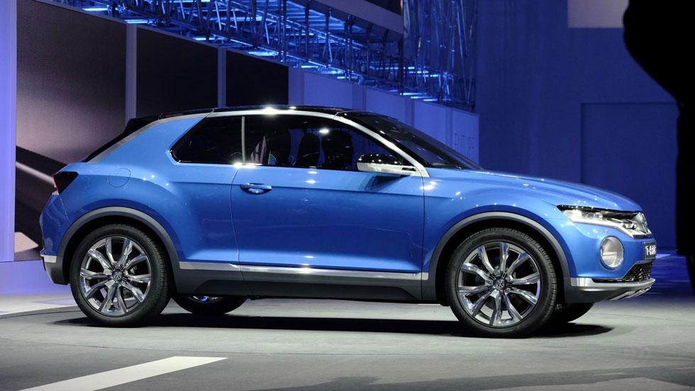 Volkswagen T-Roc, SUV deportivo y coupé
