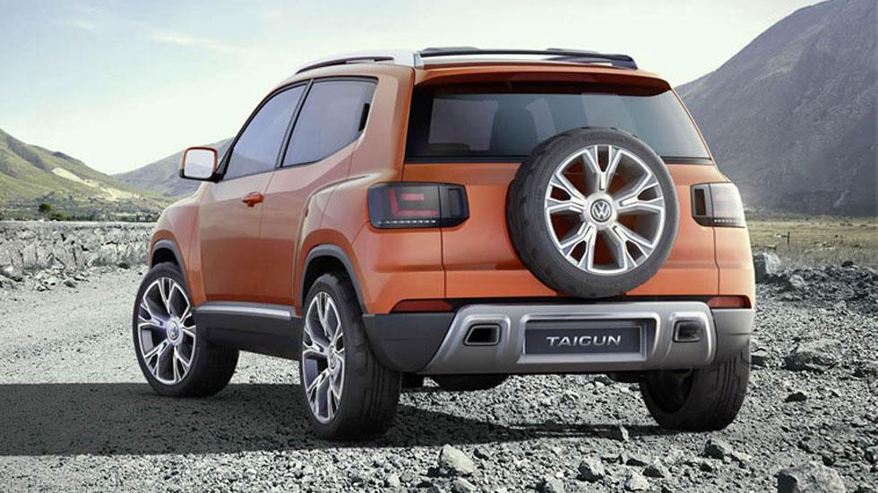 Volkswagen Taigun Concept, ¿versión definitiva?