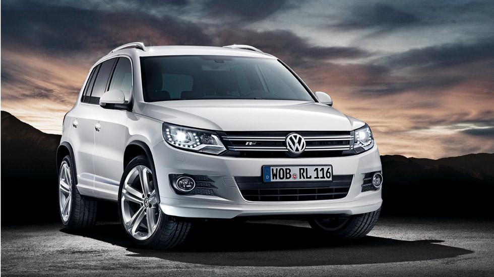 El Volkswagen Tiguan R-Line, a la venta en Marzo desde 36.530 euros