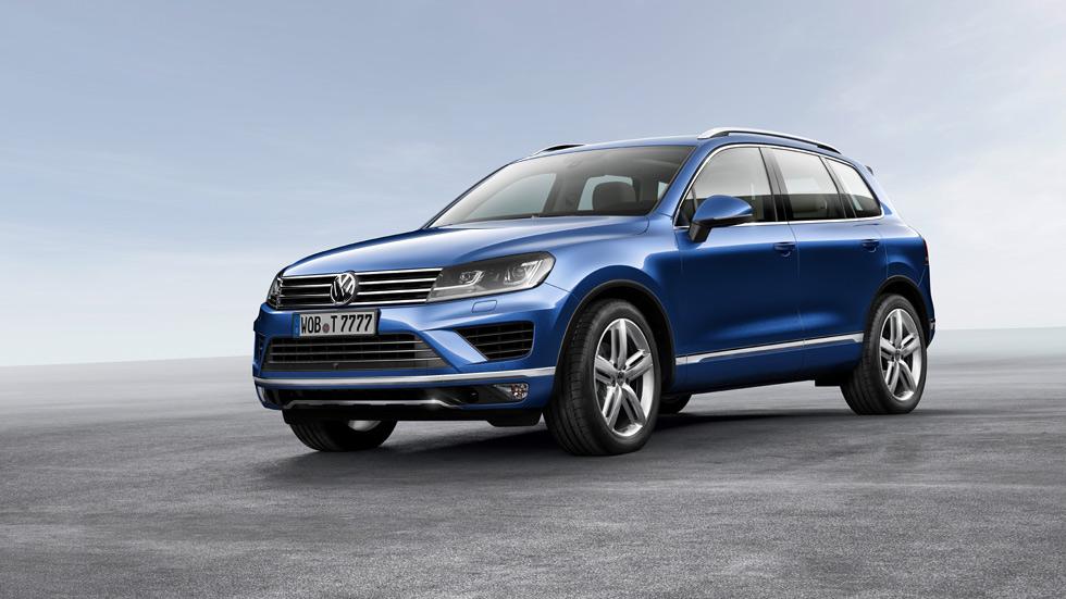 Nuevo Volkswagen Touareg 2014, calidad y tecnología