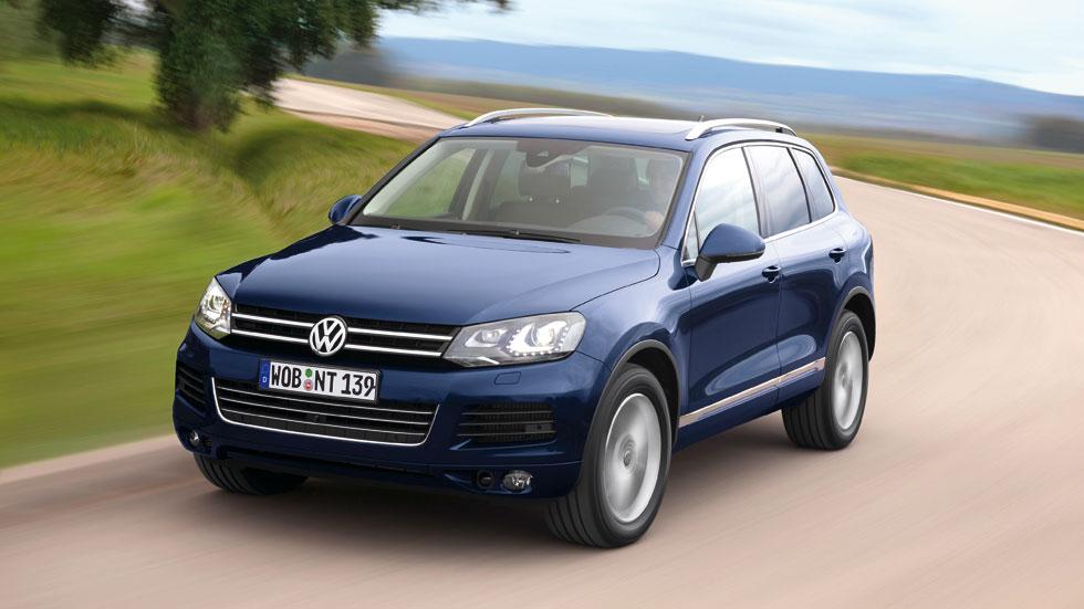 Volkswagen estrena el Touareg más barato