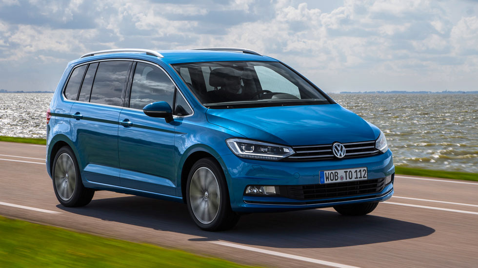 Primera prueba: Volkswagen Touran 2015