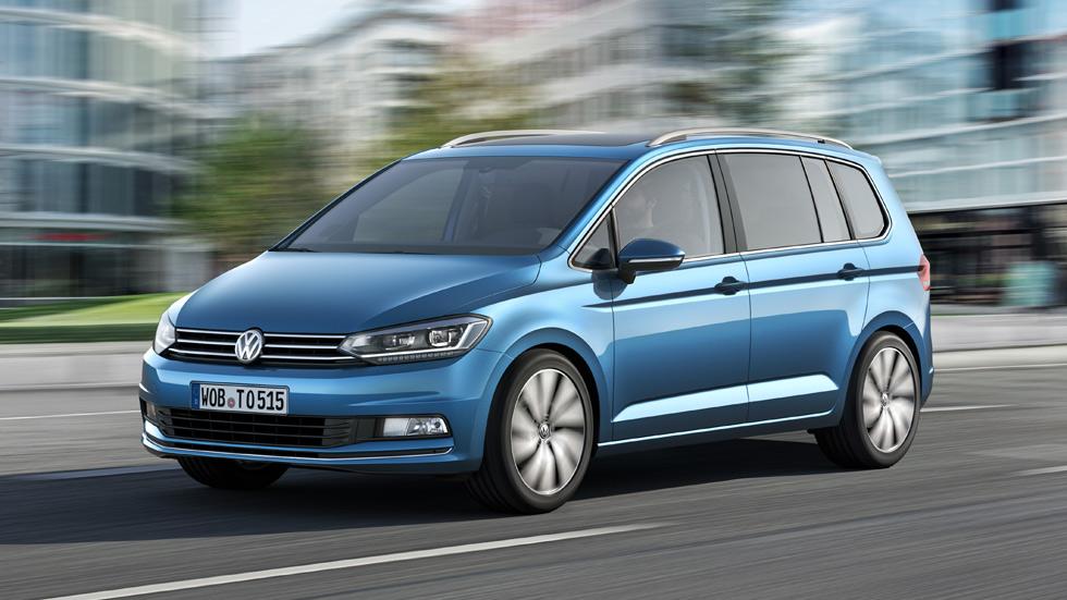 Volkswagen Touran 2015, precios de la nueva generación