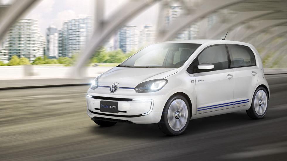 Volkswagen twin up!: tan sólo 1,1 litros a los 100 km