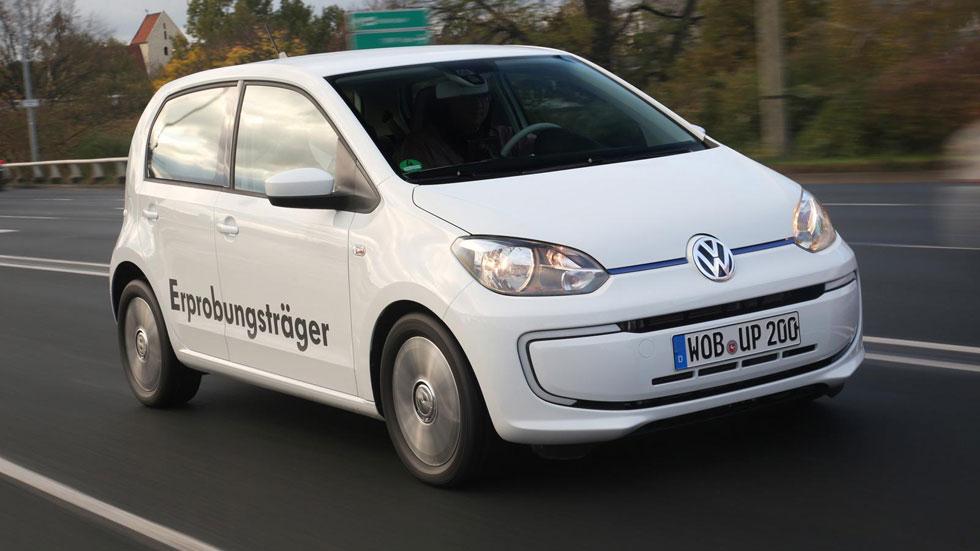 Volkswagen Twin-Up, pequeño concepto de un híbrido Diesel