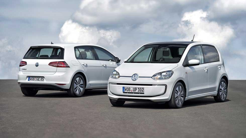 VW e-up! y e-Golf, los eléctricos ya a la venta en España