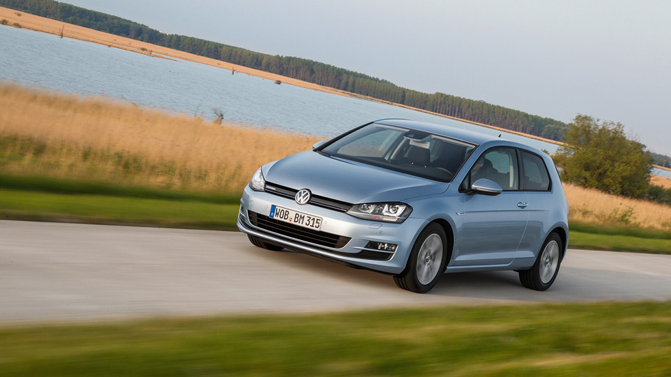 Contacto: VW Golf TDI BlueMotion, ahorrador nato