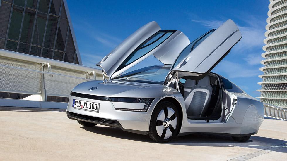 Confirmado: el Volkswagen XL1 ya está en producción