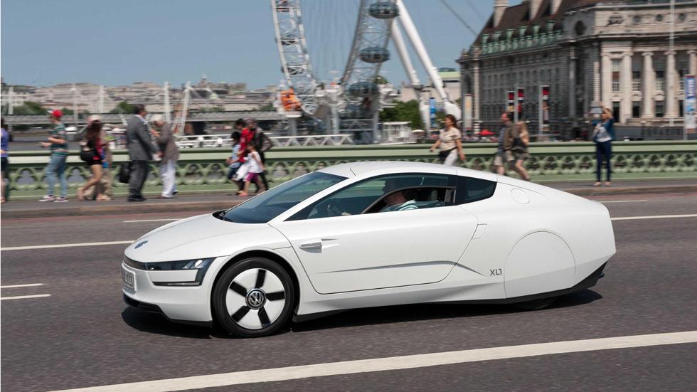 Volkswagen planea un XL1 Sport con motor Ducati