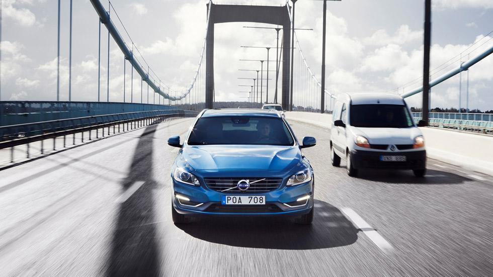 Vídeo: Volvo Autopilot, los Volvo que conducen solos