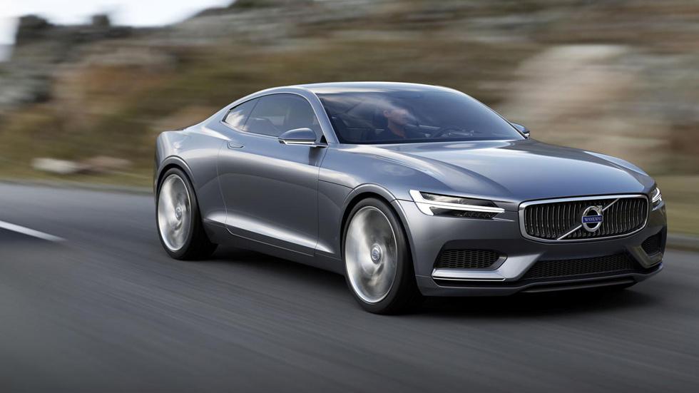 Volvo Concept Coupé, elegancia de futuro
