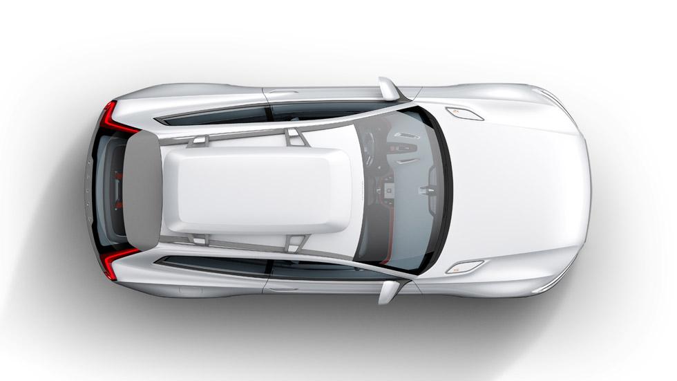Volvo Concept XC Coupé, elegancia sueca en un frasco SUV