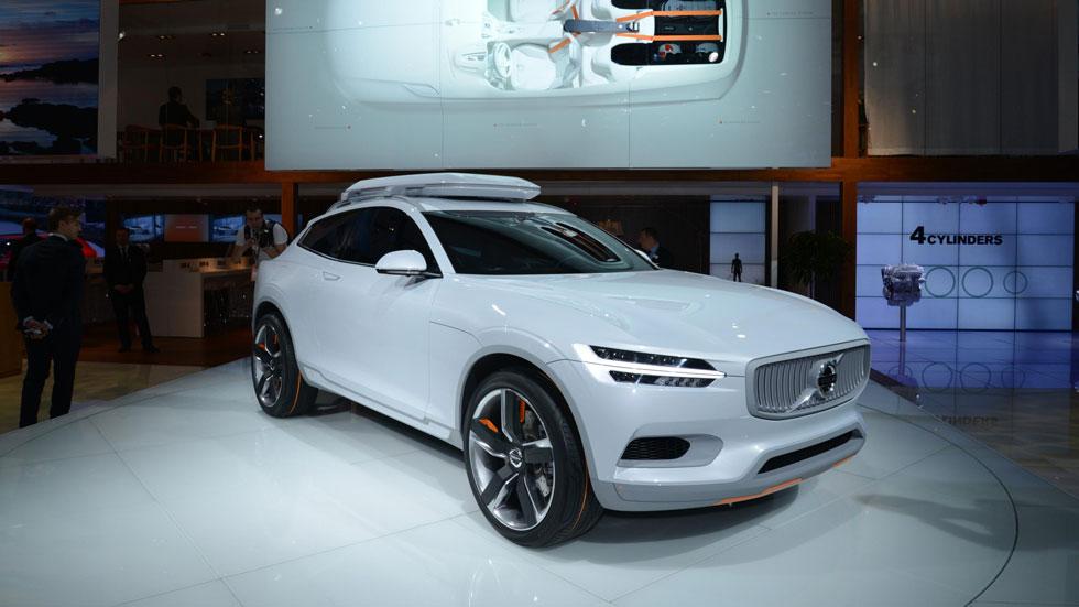 Volvo Concept XC Coupé, el futuro SUV sueco