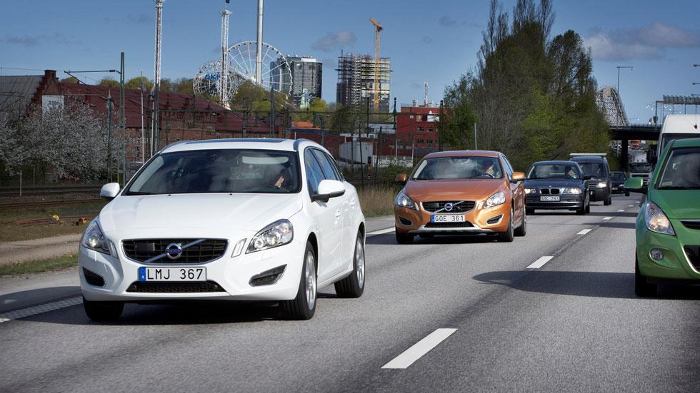 Volvo Drive Me: los Volvo que conducen solos