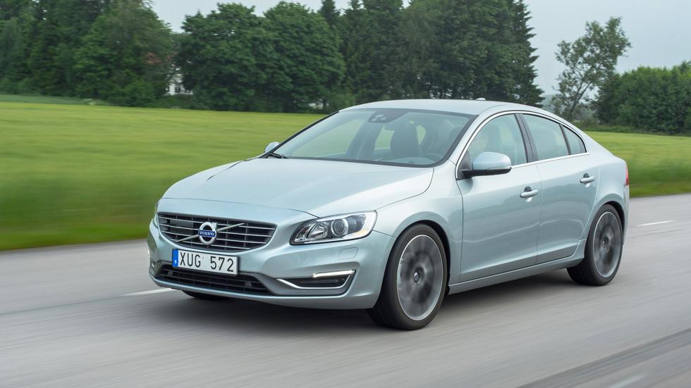 Motores Volvo Drive-E: más prestaciones, menos consumo
