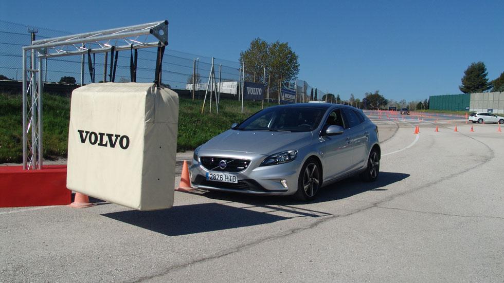 Videonoticia: ponemos a prueba la seguridad de Volvo