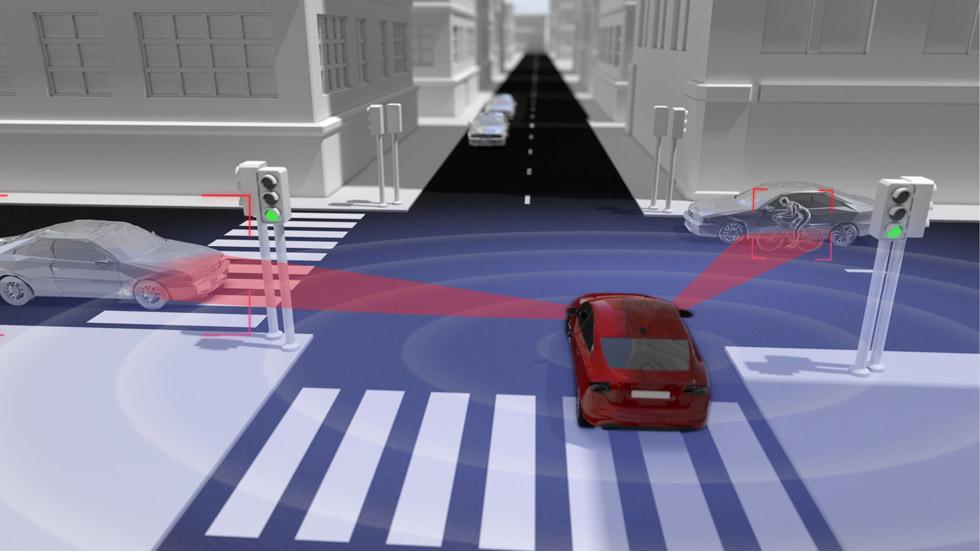 Los coches de Volvo te ayudarán a escapar de un accidente