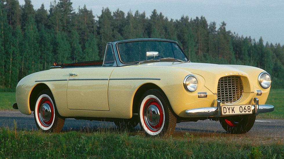 1954: 60 años del Volvo Sport
