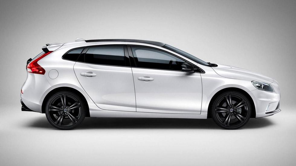 Volvo V40 Carbon Edition, más pimienta deportiva sueca