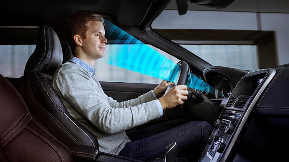 Los Volvo del futuro te vigilarán la mirada
