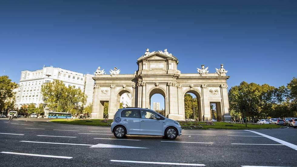 Precio del VW e-Up: 26.300 euros