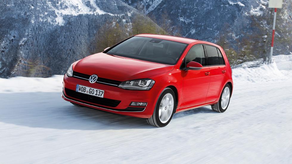 Contacto: Volkswagen Golf 2.0 TDI 4Motion, el Golf más seguro