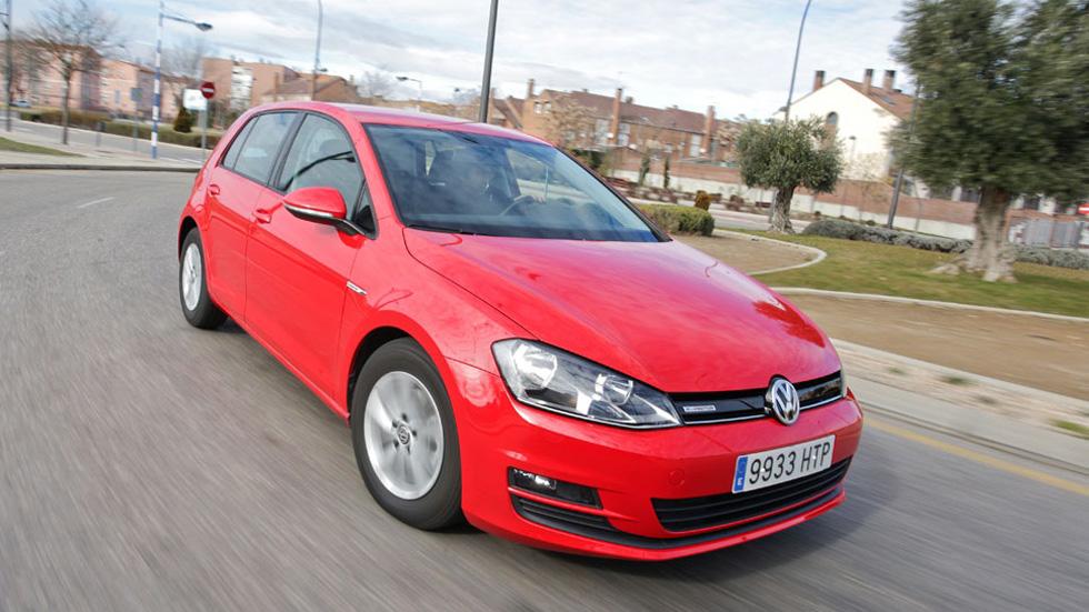 VW Golf, el coche más vendido de enero