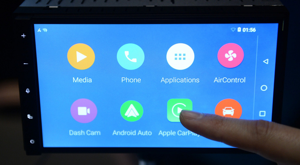 VW incorpora CarPlay Auto y Android Auto
