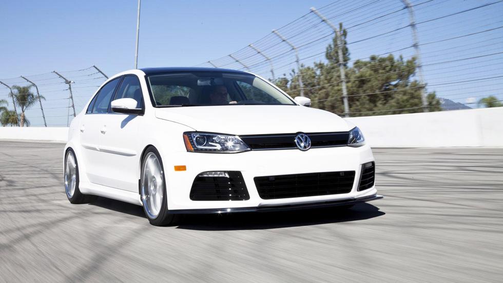 Racer's Dream y Helios GLI Tribute, los VW Jetta más extremos