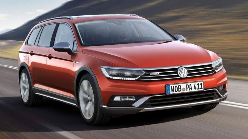 Volkswagen Passat Alltrack 2015, la aventura continúa