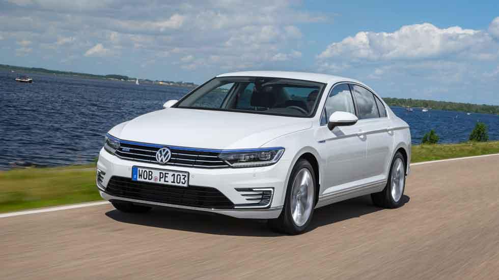 Primera prueba: Volkswagen Passat GTE, la berlina que menos consume