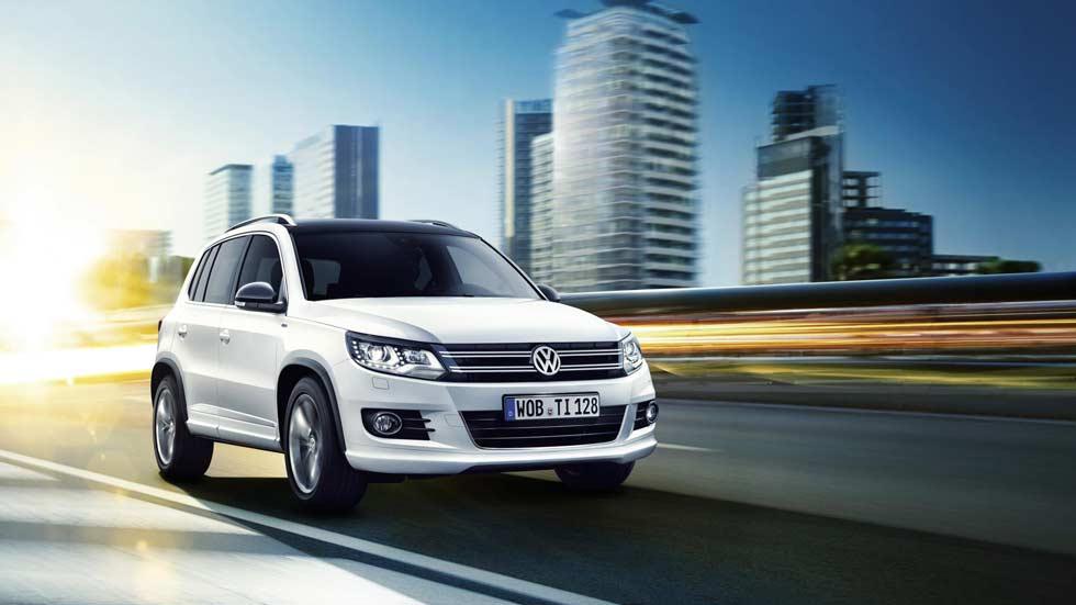 El VW Tiguan presenta mejoras antes de la nueva generación