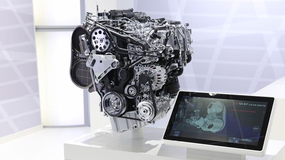 Nuevo motor 2.0 TDI BiT, VW mete presión al Diesel