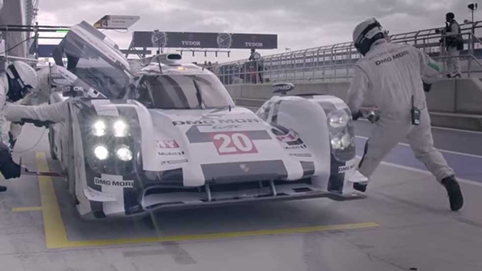 'We Are Racers', Michelin y Porsche se preparan en Silverstone (1er capítulo)