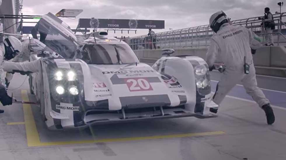 'We Are Racers', Michelin y Porsche se preparan en Silverstone (1er capítulo)