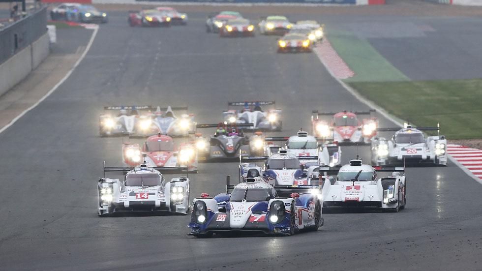 WEC – 6 Horas de Silverstone: doblete de Toyota
